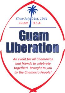 GuamLiberation.com Logo