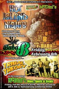 Baba B and Tribal Theory