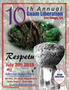 Guam Liberation San Diego