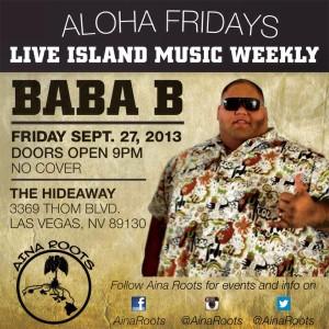 Baba B weekly
