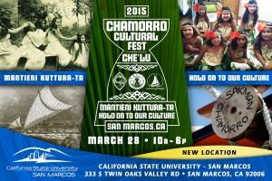 Chamorro Cultural Festival 2015