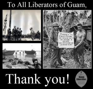 Liberators of Guam