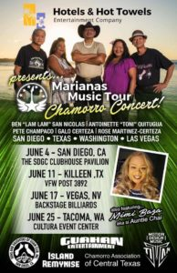 Marianas Music Tour