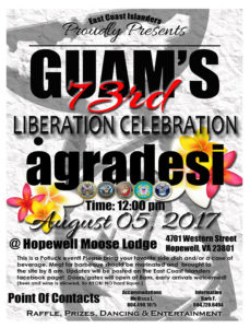 Hopewell, VA 73rd Liberation Celebration