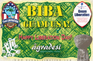 Biba Guam USA! Happy Liberation Day!