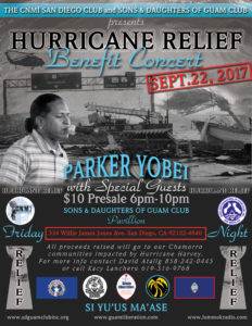 Benefit Concert for Hurricane Relief