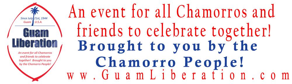 Guam Liberation Slogan