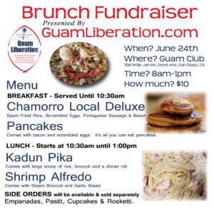 Brunch Fundraiser 6.24.18